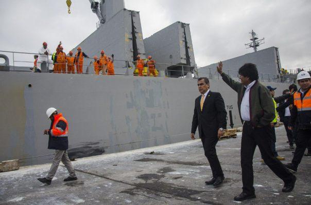 Bolivia exportará 40 toneladas de quinoa por el Puerto de Ilo