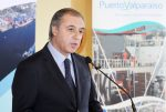 """Gerente general de EPV: """"Valparaíso es un puerto extremadamente eficiente"""""""