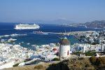 Grecia recibe 2,3 mil millones de euros por concepto de turismo marítimo