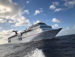 Puerto de Jacksonville registra récord en movimiento de cruceristas