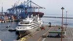 Crucero de Ponant procedente de Rapa Nui abre temporada en el T2 de Valparaíso