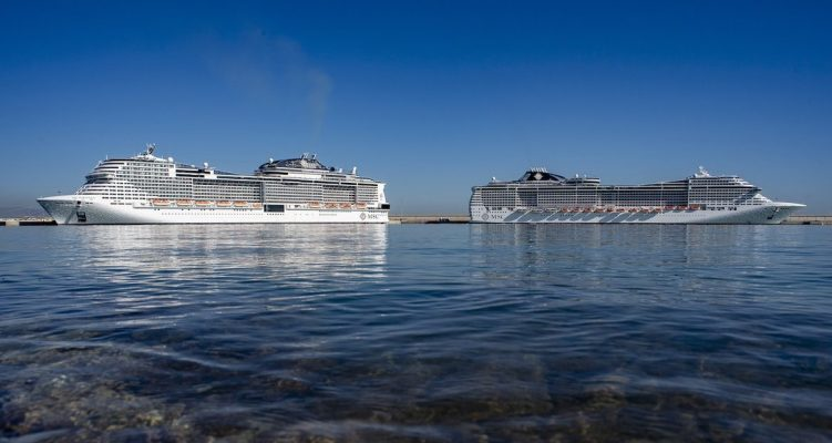 MSC Cruises eliminará plásticos de un solo uso a bordo de su flota desde marzo de 2019