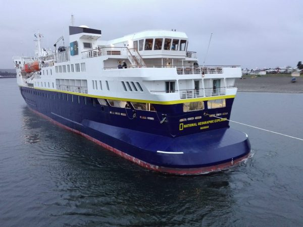 Puerto Montt inicia la temporada de cruceros 2018/2019