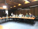 Unión Portuaria despliega agenda por pensiones  y reglamento para el sector junto al Gobierno