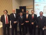 Puerto Ventanas y Universidad Adolfo Ibáñez realizan Seminario sobre Derecho Portuario