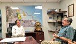 México: Coordinador General de Puertos constata avances del Nuevo Puerto de Veracruz