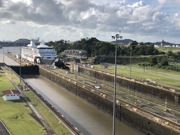 Arranca temporada de cruceros en el Canal de Panamá