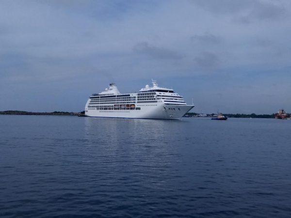 Nicaragua: Seven Seas Mariner cancela su parada en Puerto Corinto