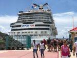 Puerto St. Maarten supera barrera de 1 millón de pasajeros