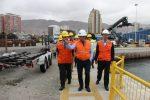 Subsecretario de Transportes asegura que Puerto de Antofagasta cumple con requerimientos ambientales