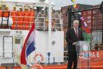 Ministro de Obras Públicas paraguayo destaca a su país como centro logístico de la región