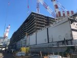 Así avanza la construcción del primer crucero de Virgin