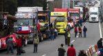 Gobierno y Camioneros firman acuerdo para solucionar problemática de precios de los combustibles