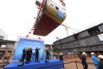 Colocan quilla del nuevo crucero de Celebrity Cruises en astillero Chantiers de l'Atlantique