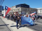Eventuales movilizados de Valparaíso aseguran que paralización de terminales será indefinida