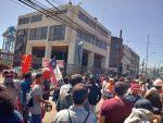 Bloqueo al Puerto de Valparaíso continúa a la espera de una mesa de diálogo