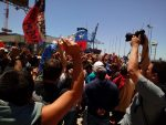 Ministerio del Trabajo evita referirse a conflicto de portuarios eventuales de Valparaíso