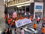 Trabajadores portuarios eventuales retomarán movilizaciones en Valparaíso
