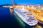San Antonio: Puerto Central recibirá crucero mundial de AIDA en 2020