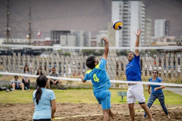 Puertos públicos chilenos participan de las XV Olimpiadas de la Amistad Portuaria en Iquique