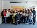 Trabajadores de Puerto Lirquén apoyan programa de mentorías en Penco
