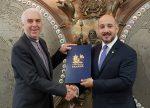 Panamá: AMP y The Mission to Seafarers firman memorando de entendimiento