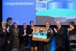 Puerto de Rotterdam gana el ESPO Award 2018