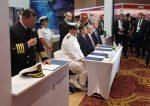 Firman acuerdo para fortalecer la educación técnica profesional marítima en Panamá y el Caribe