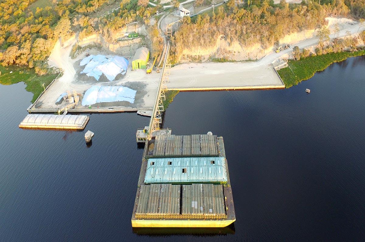 Bolivia: Puertos Aguirre, Gravetal y Jennefer movilizan 1.7 millones de  toneladas - PortalPortuario