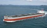 K Line recibe buque transportador de carbón de 100.000 toneladas