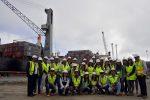 Galería: Visitas técnicas de participantes de SIOP 2018 a puertos de Talcahuano y San Vicente