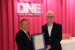 ONE obtiene certificación internacional por sus buenas prácticas medioambientales