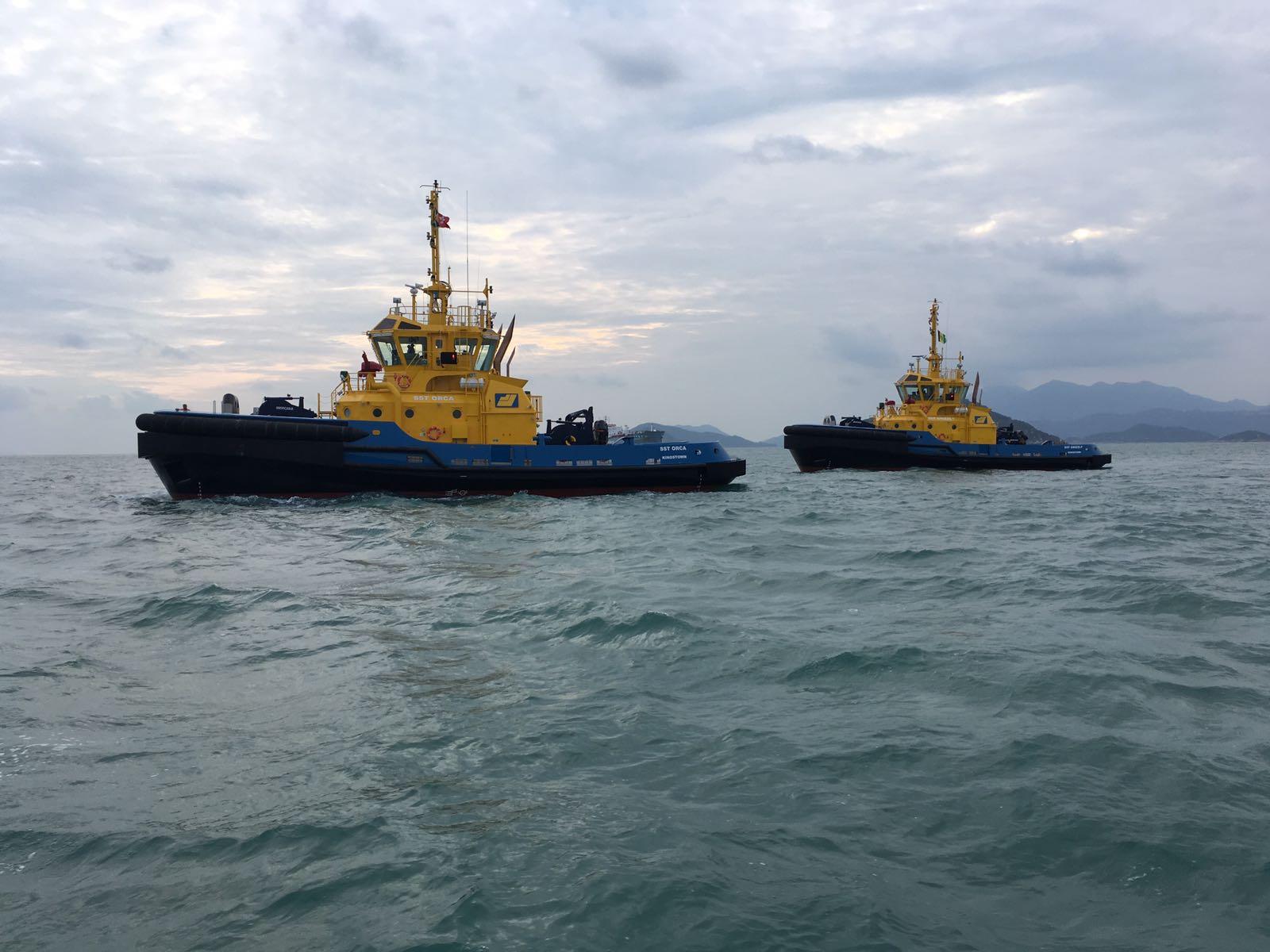 Galería: Los nuevos remolcadores de SAAM SMIT Towage en Canadá