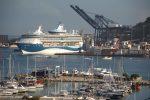 Colombia: Crucero Marella Discovery arriba al Puerto de Santa Marta con 1800 pasajeros