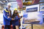 Inician construcción del barco más grande de Carnival Cruise Line