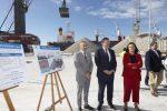 Presidente de la Comunidad Valenciana visita Puerto de Castellón para conocer sus medidas medioambientales