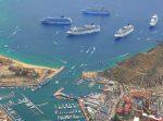 México: Destacan a Puerto Vallarta y Cabo San Lucas por su seguridad hacia los cruceristas
