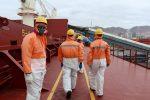 Tribunal Ambiental de Antofagasta realiza diligencia en el Puerto de Antofagasta