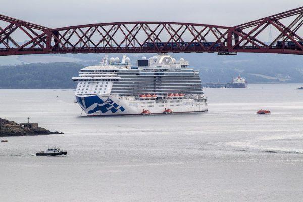 Escocia proyecta crecimiento para próxima temporada de cruceros
