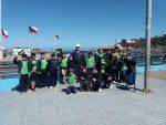 1.200 escolares visitan Puerto San Antonio en 2018