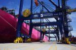 Hutchinson Ports Tailandia recibe el buque portacontenedores más grande de su historia