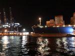 Buque de Maersk se desvía a San Antonio debido a las manifestaciones de portuarios eventuales en Valparaíso