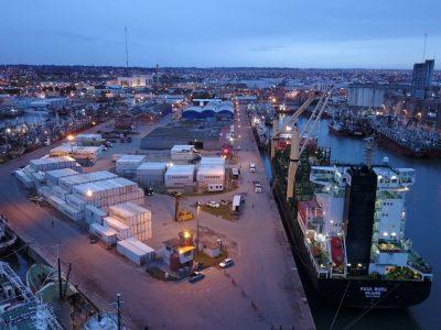 Argentina: Anuncian obras de ampliación en Puerto de Mar del Plata -  PortalPortuario