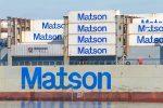 Matson instalará depuradores en tres de sus buques