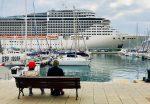 Puertos de España atienden un 13,87% más de cruceritas hasta septiembre