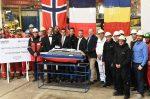 Ponant inicia construcción de su nuevo crucero en astillero rumano