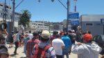 Portuarios movilizados critican las gestiones de EPV para resolver el conflicto portuario de Valparaíso
