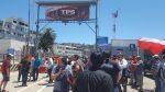 Portuarios movilizados de Valparaíso piden a sus pares de San Antonio no atender naves desviadas