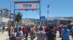 Eventuales de TPS se comprometen a bajar el paro si se concreta una reunión con la empresa