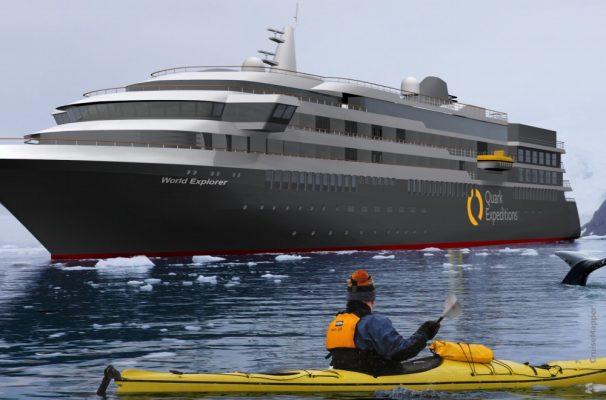 Mystic Cruises ordena dos barcos para expediciones polares